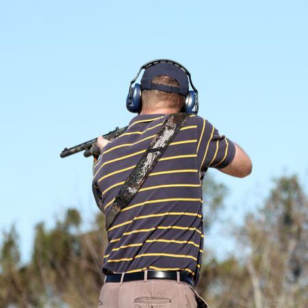 Gun Sling - Optimal Comfort Gun Sling with Swival.