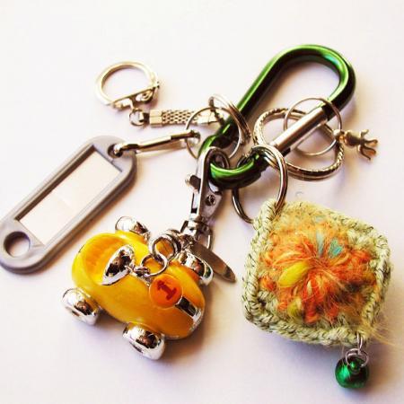 Mini Carabiner - Mini Carabiner Keychain