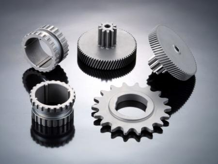 Sintered Structural Parts