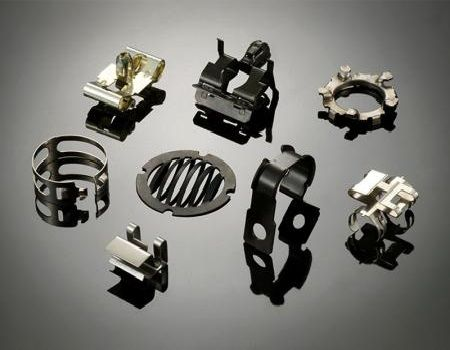 Progressive Stamping Parts - Progressive Stamping Parts