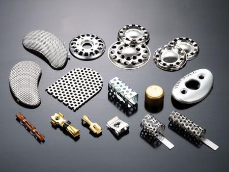 Single Punch Press Parts