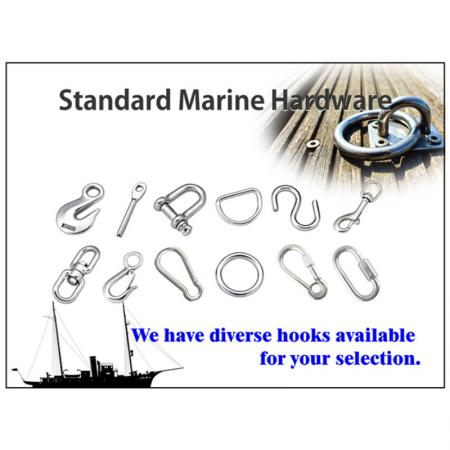 Stainless Steel Carabiner - Carabiner for Marine
