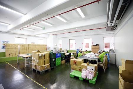 Проверка и упаковка продукта