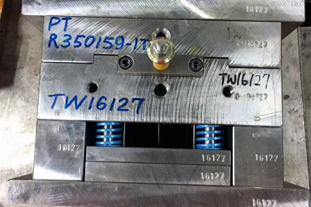 We mark all toolings properly to make sure they are only used to produce for the owners.