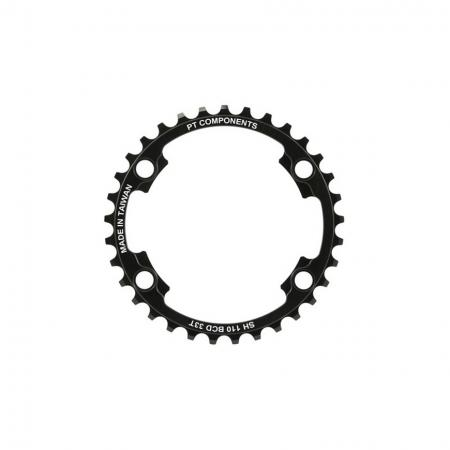 Chainring 110 BCD 4-Bolt for Shimano Cranks (33T) - Chainwheel 110 BCD 4-Bolt for Shimano Crank