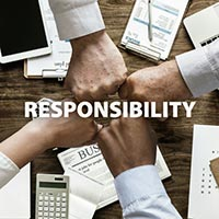 Be Responsible for Your Project