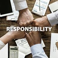 Будьте ответственны за свой проект