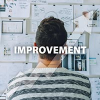 We Always Improve Ourselves