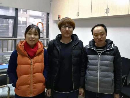 Ningbo Staff