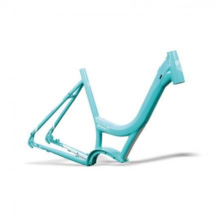Рама электронного велосипеда