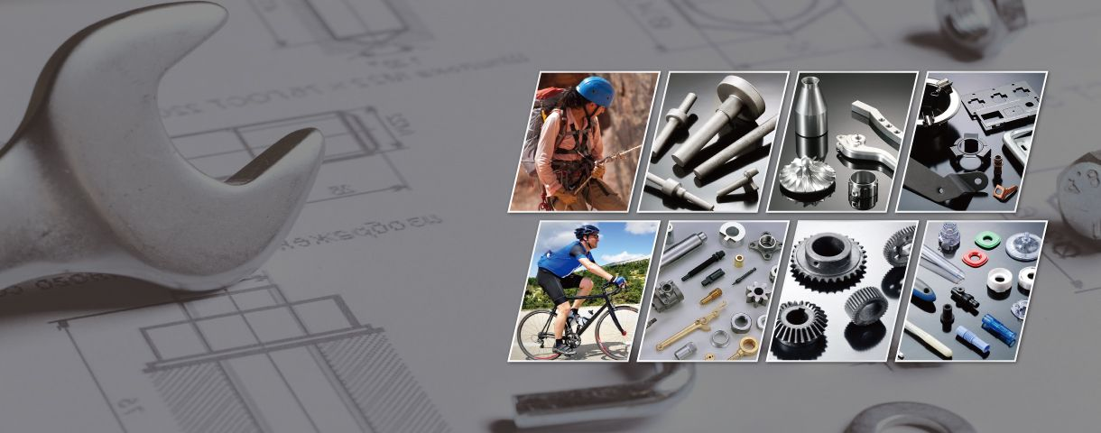 Customized OEM Manufacturing Services Outdoor Gear / Hardwares / Engeering parts