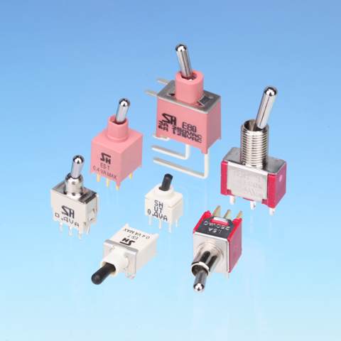 Toggle Switches | Toggle Switch Manufacturers - Salecom Electronics