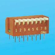 Dip Switch - tipo pianoforte - Dip Switch (DP, DPL)