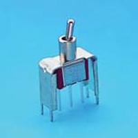 Staffa a V per interruttore a levetta in miniatura - Interruttori a levetta (T8013-S35/S40)