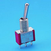 Miniature Toggle Switches - Toggle Switches (T8013)
