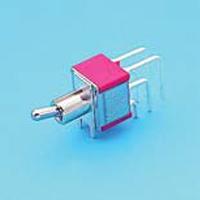 Interruttore a levetta in miniatura - DP - Interruttori a levetta (T8021L)