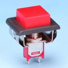 Sub-Miniature Pushbutton Switches - Pushbutton Switches (TS-21-F22A)
