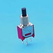 Sub-Miniature Pushbutton Switches - Pushbutton Switches (TS-22)