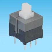Pushbutton Switch 8.5x8.5 - Pushbutton Switches (807B/809B)