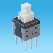 Pushbutton Switch 5.8x5.8 - Pushbutton Switches (807C/809C)
