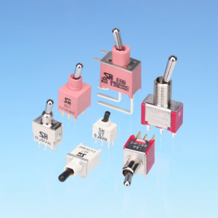 Toggle Switches - Toggle Switche Series