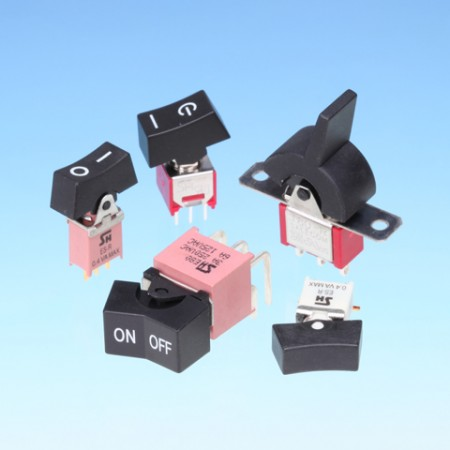 Rocker Switches - Rocker Switche Series