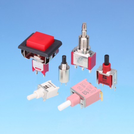 Pushbutton Switches - Pushbutton Switche Series