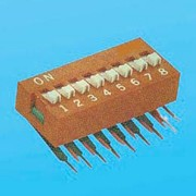 Dip Switch - righ angle - Dip Switches (DA)