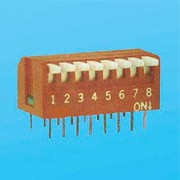 Dip Switch - piano type - Dip Switches (DP, DPL)