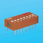 Dip Switch - slide type - Dip Switches (DS, DSR)