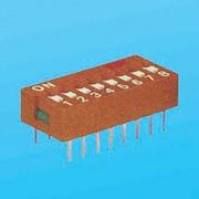 Dip Switch standard SPST - Interruttori Dip DS, DA, DP