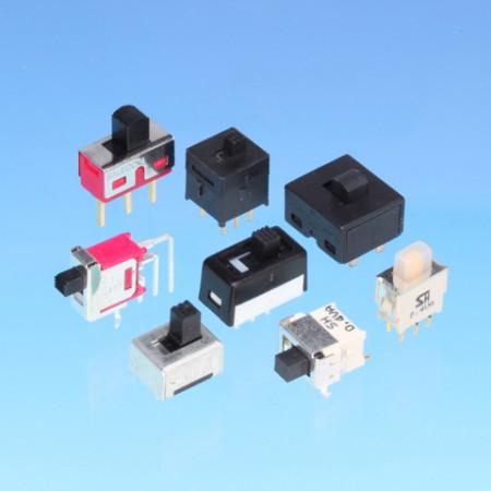 Schiebeschalter - Slide Switche Series