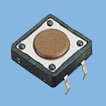 Interruttore tattile - foro passante - Interruttori tattili (ELTS-2)