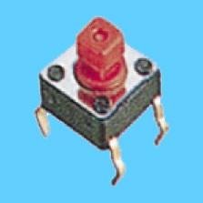 Interruttori tattili (6.2x6.2) - ELTS (*) - 6 interruttori tattili