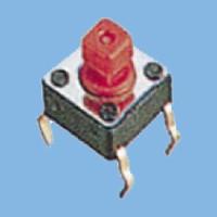 Interruttori tattili 6x6 - Interruttori tattili (ELTS-6)
