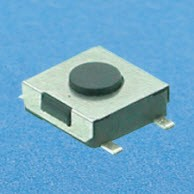 Thinner Type Tact Switches - ELTS(G)L,F-6 Tact Switches