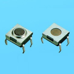 Interruttore tattile lavabile - foro passante - Interruttori tattili (ELTSHW)