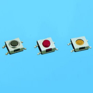 Washable Tact Switch - SMT - Tact Switches (ELTSMW)