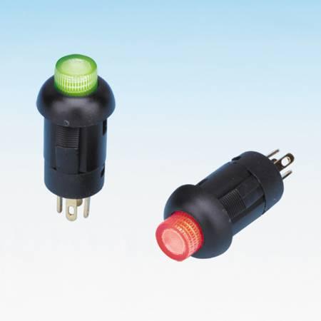 LED-Drucktastenschalter - Drucktastenschalter (EPS11)