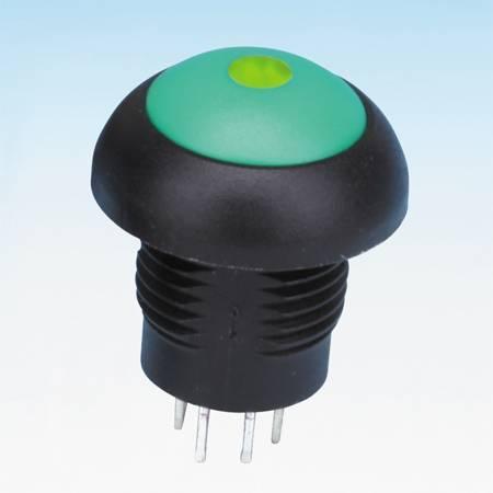 LED-Drucktastenschalter