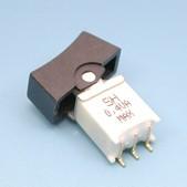 Abgedichteter Wippschalter - SMT - Wippschalter (ER-3-M/N)