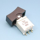Sealed Rocker Switch - SMT - Rocker Switches (ER-3-M/N)