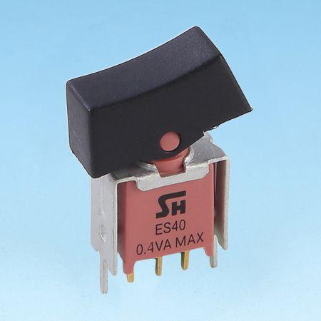 Sealed Rocker Switch V-bracket - Rocker Switches (ER-4-A5/A5S)