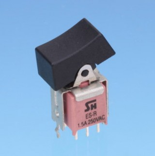 Sealed Rocker Switch V-bracket - Rocker Switches (ER-5-A5/A5S)