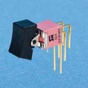 Sealed Rocker Switch - DP - Rocker Switches (ER-9)