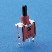 Versiegelter Druckknopfschalter - SPST - Drucktastenschalter (ES-21-A5/A5S)