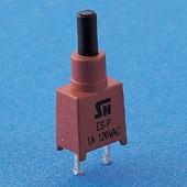 Versiegelter Druckknopfschalter - SPST - Drucktastenschalter (ES-21)