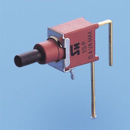 Versiegelter Druckknopfschalter - SPST - Drucktastenschalter (ES-21B)