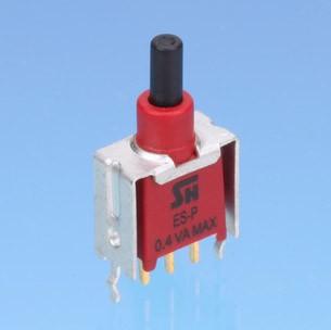Abgedichteter Druckknopfschalter - SPDT - Drucktastenschalter (ES-22-A5/A5S)
