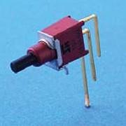Abgedichteter Druckknopfschalter - SPDT - Drucktastenschalter (ES-22B)